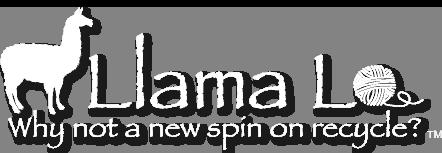 Llama Lo Slogan